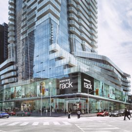 "NAIOP REX Awards ""Investment Deal of the Year"" Finalist – Retail at One Bloor"