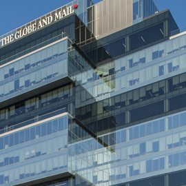 "The Globe and Mail Centre Reaches New Heights with ""Office Development of the Year"" Award"