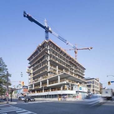 The Globe and Mail Centre Continues to Rise
