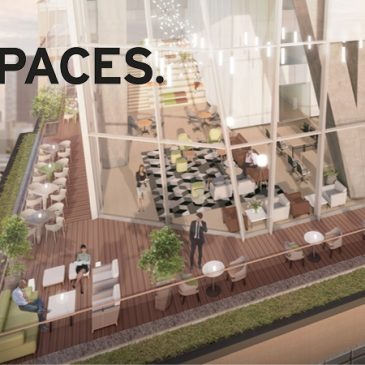 Spaces joins The Shift, the next frontier of office development in Toronto's Downtown East